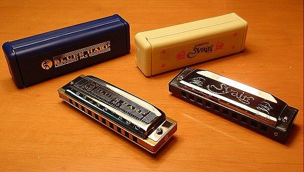 HOHNER ホーナー ブルースハープ 532/20MS key:G