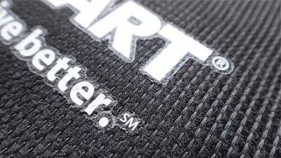 walmart reusable bag black不織布