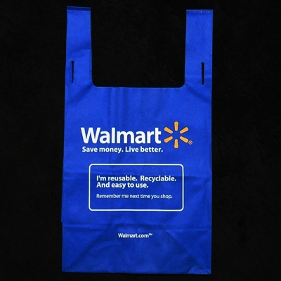 Walmart reusable shopping bag
