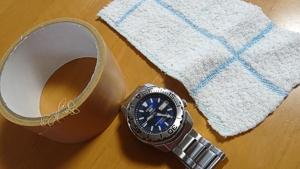 腕時計保温材料