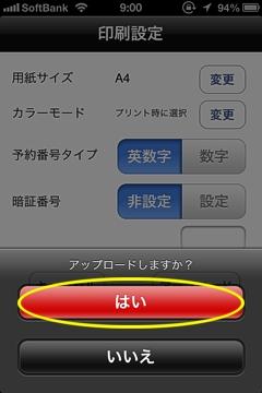 TDResort e ticket netprint yes no