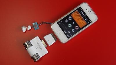 TASCAM iM2 iPhone4s