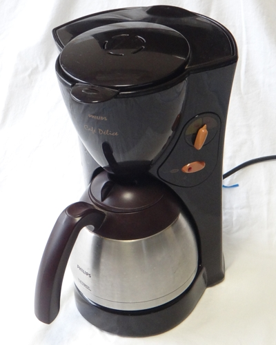 Philips HD7612 coffee machine