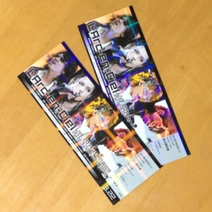 L'Arc-en-Ciel2014国立競技場ライブチケット