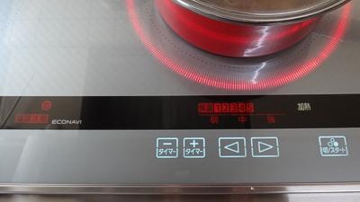Panasonic IHクッキングヒーターKZ-T363S top