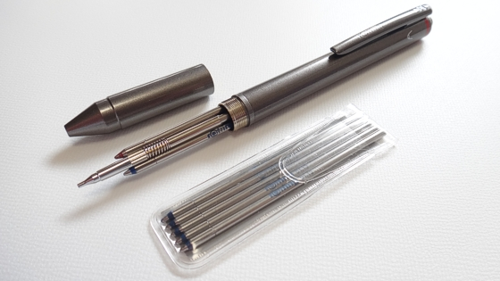 rotring 4in1 ballpoint pen elements