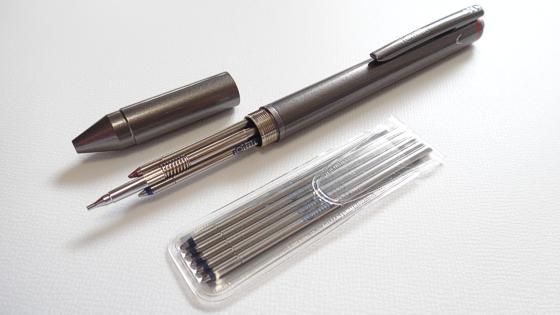 rotring 4in1 ballpoint pen elements