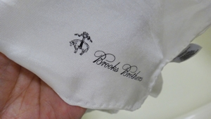 Brooks Brothers pocket chief