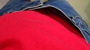 ゆるゆるジーンズ