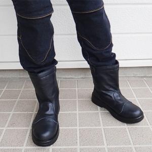 ウレタンワークブーツ 半長靴 MK-7890