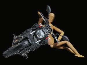 KenU流 腰を痛めない楽々大型バイクの起こし方