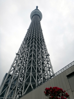 東京スカイツリー2015.04.19