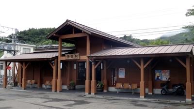 作並駅(Suicaがつかえます)