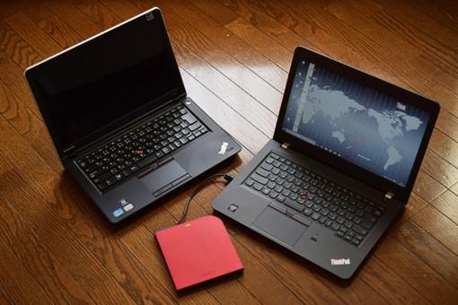 ThinkPad E420とE450
