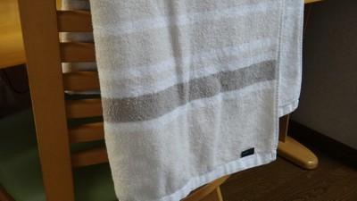 Francfrancのバスタオル