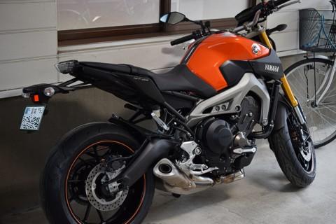 KenU's Motorcycle YAMAHA MT-09