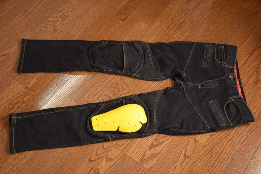 Komine PK-718 Super FIT Kevlar D-Jeans