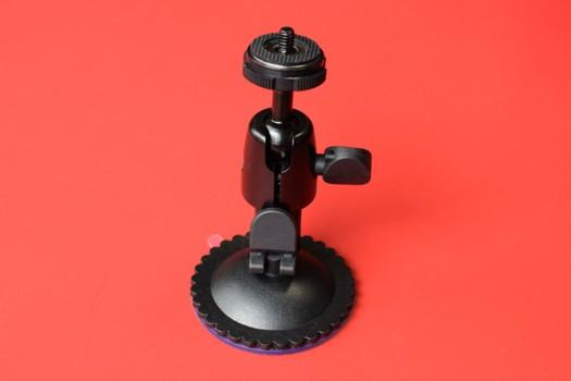 車載カメラ固定用吸盤式カメラスタンド