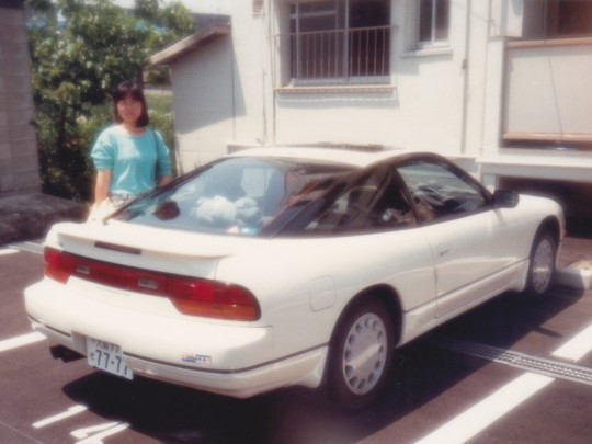 KenU180SXリアサイド
