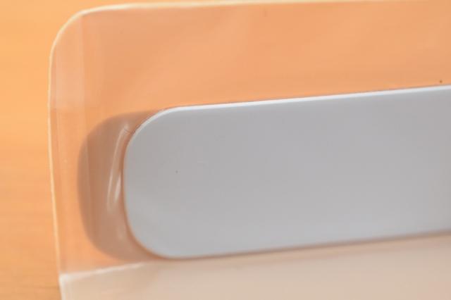 ConvaTec エスティームモルダブルのプラスチックプレートの隙間