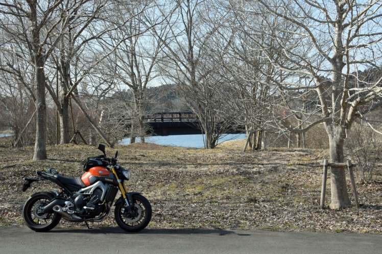 3月3日走り初め 平筒沼ふれあい公園(びょうどうぬま)