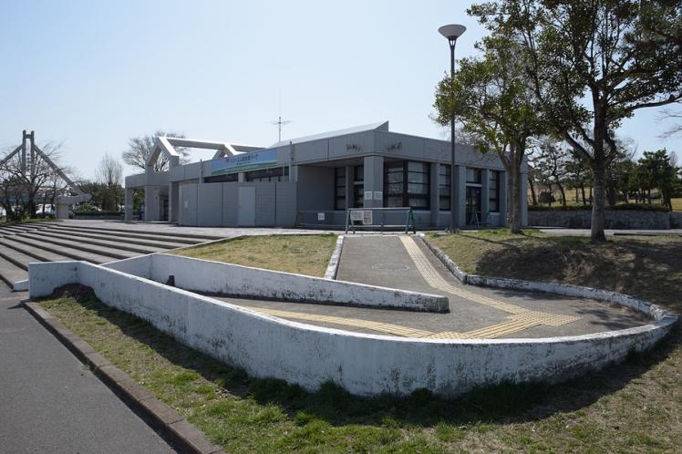 スリーエム仙台港パークのトイレ