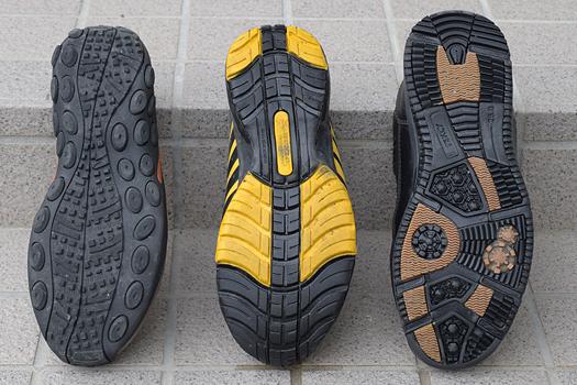 KenU Slip-on Shoes Sole