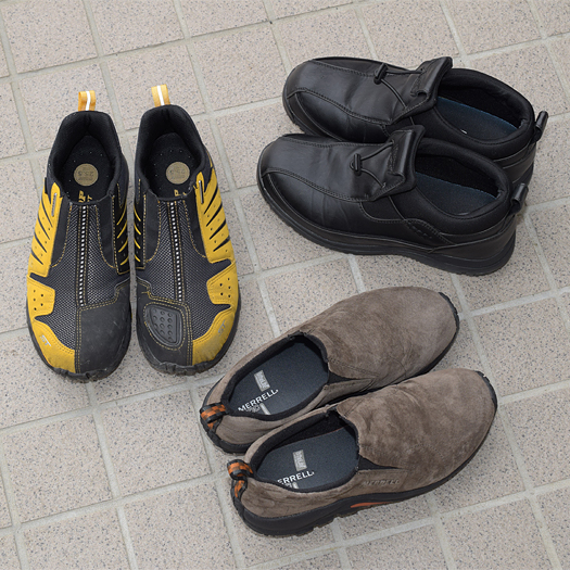 KenU Slip-on Shoes