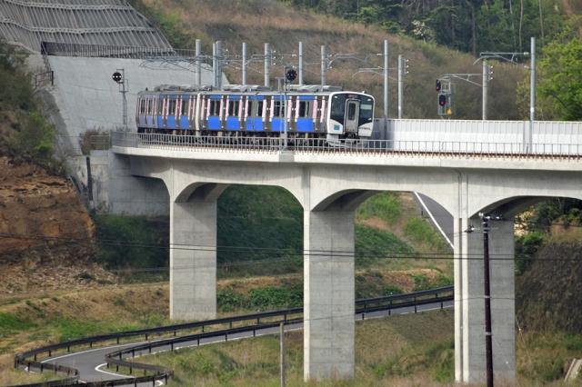 野蒜駅_仙石線
