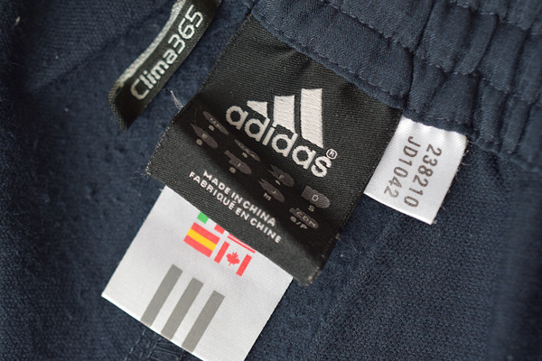 adidas PREDATOR FORMOTION X shortsのtag