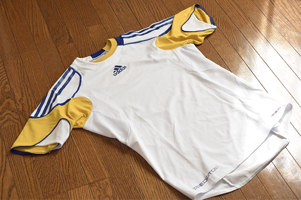 adidas PREDATOR Training Jersey Short Sleeve サッカー日本代表2010年モデル