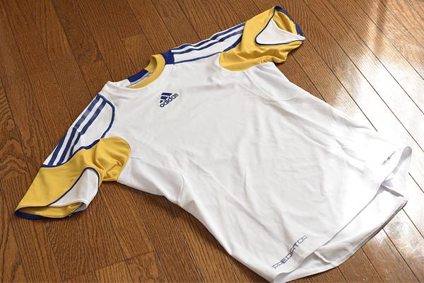 adidas PREDATOR Training Jersey Short Sleeve サッカー日本代表2010年モデル