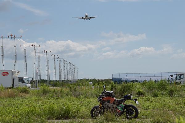仙台空港東 海側ランディング経路