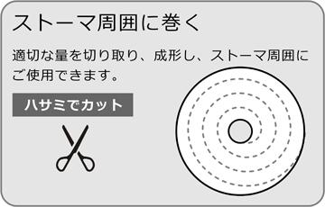 TREシール螺旋切取り図KenU作成