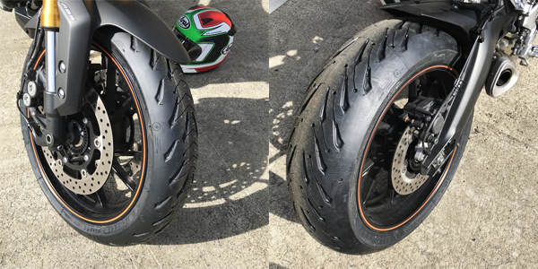 MICHELIN ROAD5 MT-09