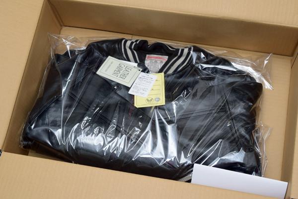 AVIREX(アヴィレックス)VARSITY JACKET(バーシティージャケット)6181032 BLACK M size