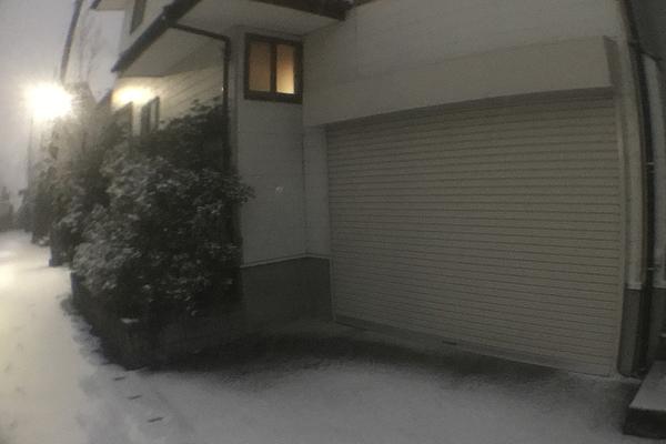 2019年3月30日 宮城県の積雪