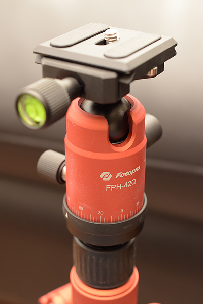 Fotopro X-go Gecko自由雲台
